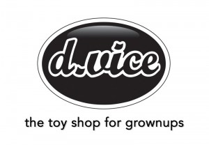 D.VICE Logo for Product Videos